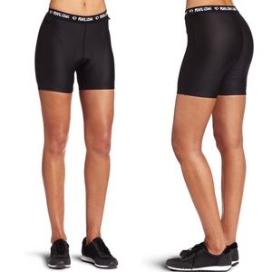Pearl Izumi Black Liner Shorts Women's Size Medium